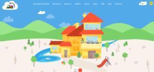 Сайт на Детска Къща Монтесори